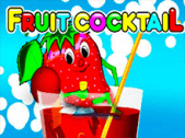 В казино игра Fruit Cocktail на деньги